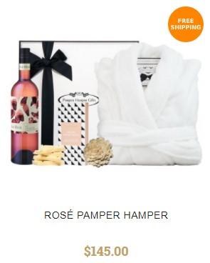Christmas Delights Hamper By Pamper Hamper Gifts